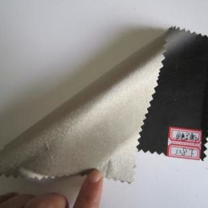 EMF protection nickel copper conductive fabric black color