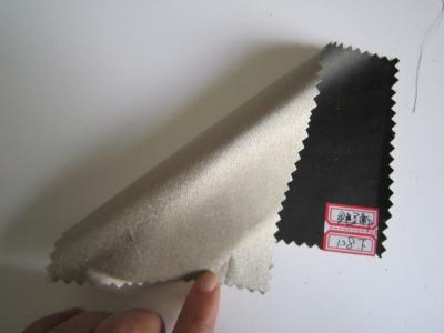 EMF protection nickel copper conductive fabric black color