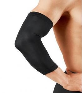 Copper nylon fabric compression sleeves