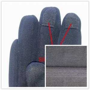 Silver Fiber Conductive Fabric for Touch Screen Gloves