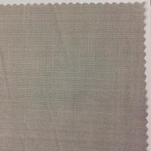 EMF (Electro Magnetic Frequency) protection fabrics with silver fibers 55% silver+45% polyester