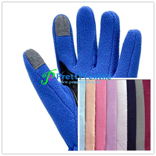 stainless steel conductive fabric touch screen gloves
